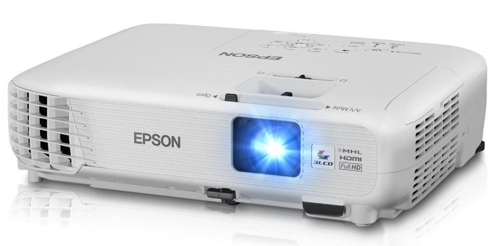 Best rated epson projector under 1000 for 2016 2017 for Best palm projector 2016