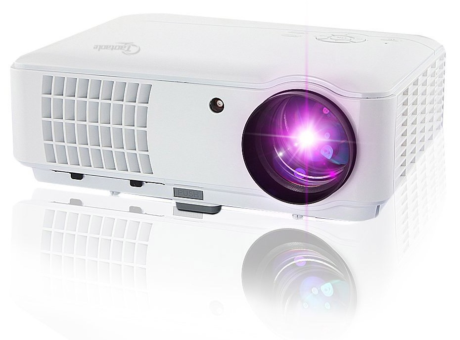 Best projector on a budget for 2016 2017 best projector for Best palm projector 2016