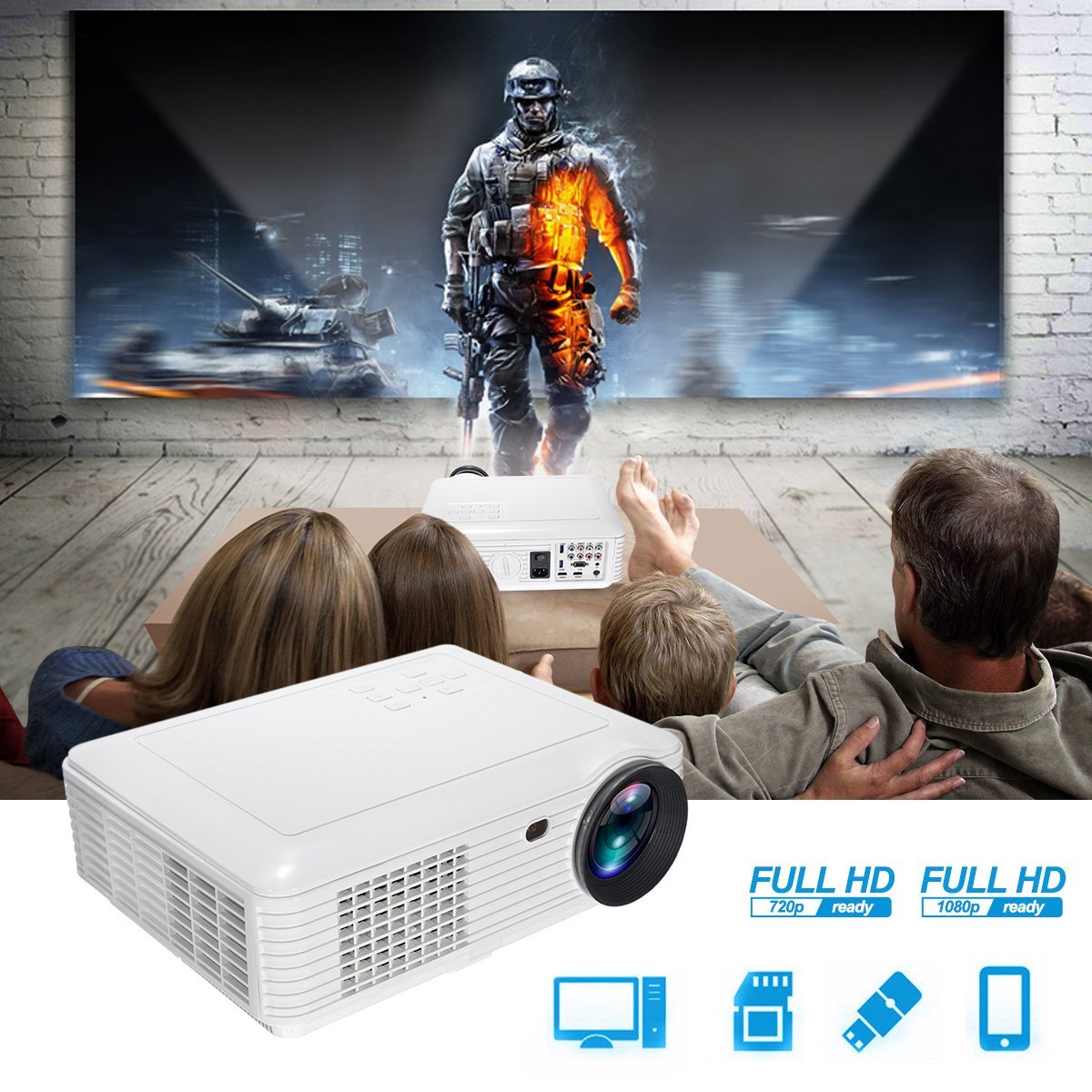 Best Led Projector Under 300 In 2017 2018 Best