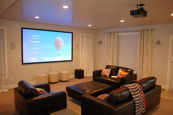 Home Theater Projectors For Small Rooms