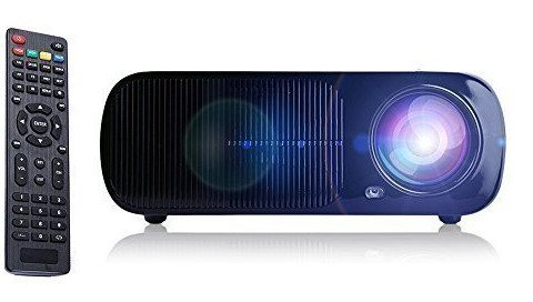 Irulu Projector 2600 Best Projector For The Price