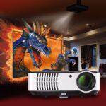 Best 1080p Video Projector Under $300 In 2017-2018