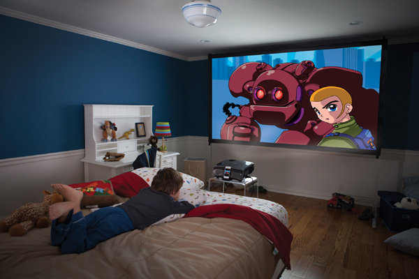 Best Projectors For Home Cinema Under