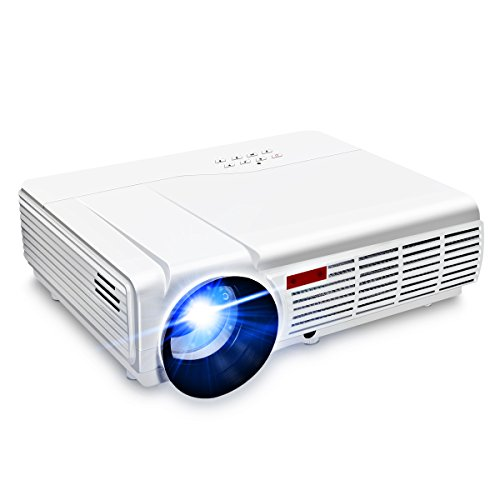 Best 1080p Video Projector Under 300 In 2017 2018 Best Projector For The Price